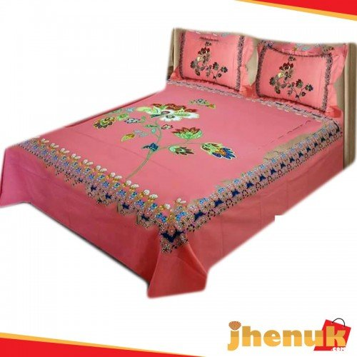 Printed Bed Sheet CODE2237