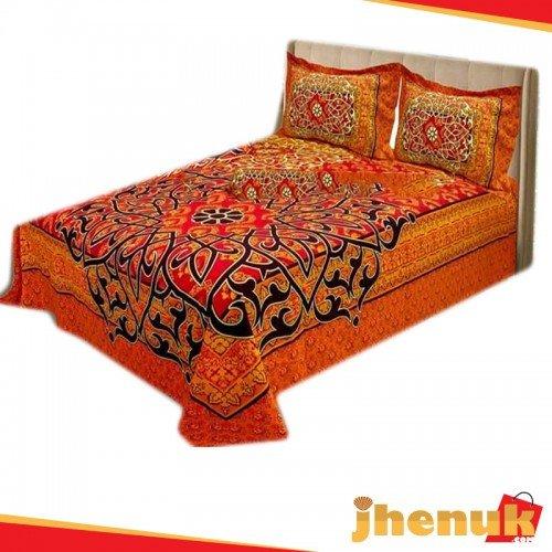 Printed Bed Sheet CODE2238