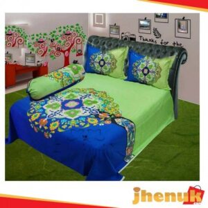 Printed Bed Sheet CODE2239