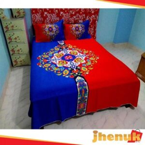 Printed Bed Sheet CODE2247