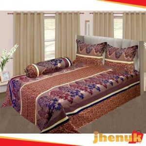 Printed Bed Sheet CODE2252