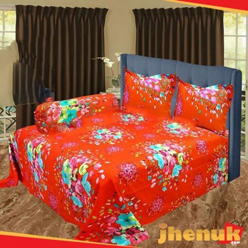 Printed Bed Sheet CODE2262 Buy Single U0026 Double Bed Sheets Online