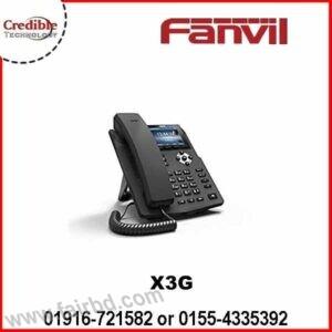 Fanvil-X3G