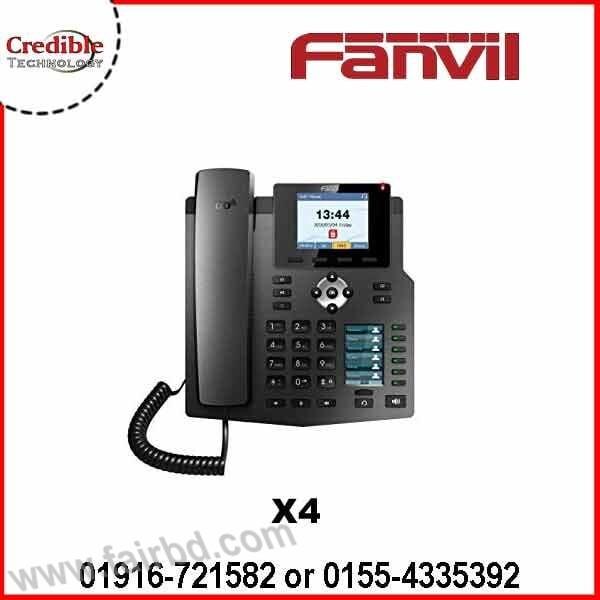 Fanvil-X4