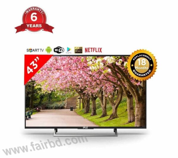 "IPLE 43"" Smart LED Price in Bangladesh"