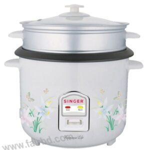 Rice Cooker - Singer Model :SRCFN1230JLRC