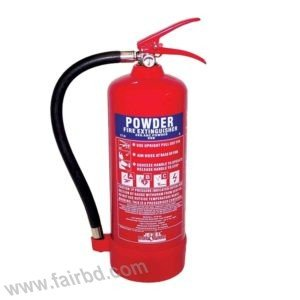 5 KG Fire Extinguisher ABC Dry Powder for sale