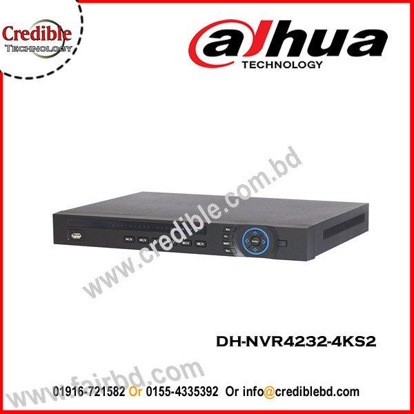 Dahua 32 channel NVR NVR4232-4KS2