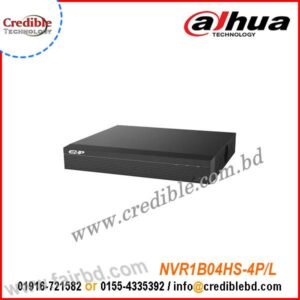 Dahua NVR1B04HS-4P