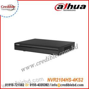 Dahua NVR2104HS-P-4KS2
