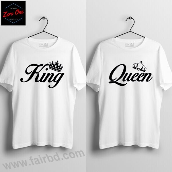 Branded Couple T-Shirt online shopping lowest price