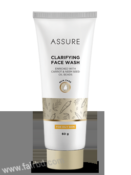 Assure Clarifying Face Wash 1
