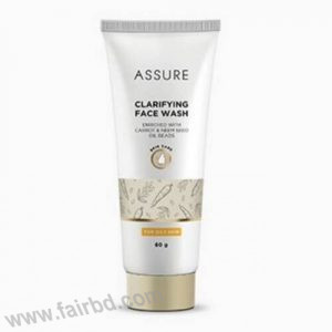 Assure Clarifying Face Wash 2
